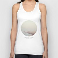 holiday Tank Tops featuring Maps by Tina Crespo