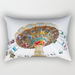 Santa Cruz Tilt A Whirl Rectangular Pillow