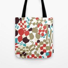 Warp Tote Bag