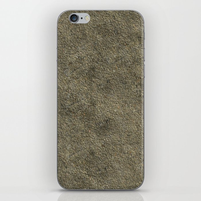 Concrete iPhone Skin