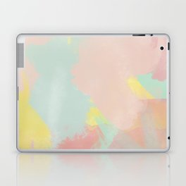 Abstract Pastel Acrylic Laptop & iPad Skin