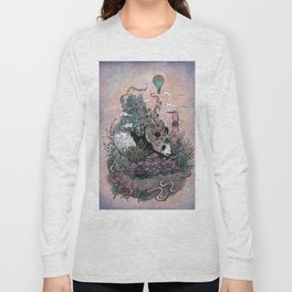 Land of the Sleeping Giant Long Sleeve T-shirt