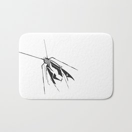 Track-fly Bath Mat