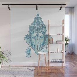 Ganesha Wall Mural