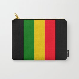 Rastafari Colors Carry-All Pouch