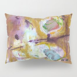 Mustard Pillow Sham