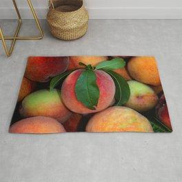 Peachy Peaches Rug