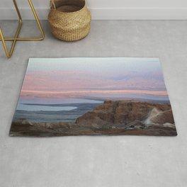 Masada Sunset Rug