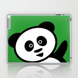 Pocket panda Laptop & iPad Skin