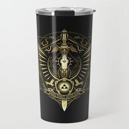 The Legend Of Zelda I Travel Mug