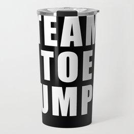 Team Toe Jumps Travel Mug
