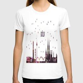 Skyline Köln T-shirt
