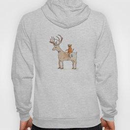 Deer Suit, Cat Suit Hoody