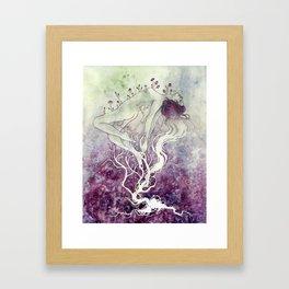 Provenance Framed Art Print