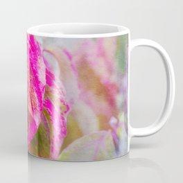 PINK LEAF Coffee Mug