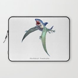 Sharkdactyl Nomdactylus Laptop Sleeve