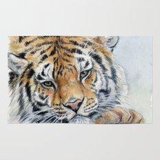 Resting Tiger Rug