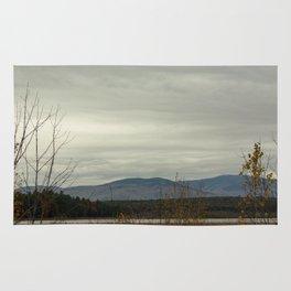 Late Fall Mountain Rug
