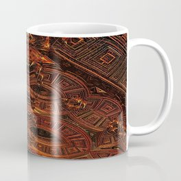 Copper Totem Coffee Mug