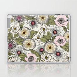 Australian garden chalk Laptop & iPad Skin