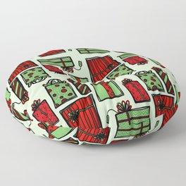 Pretty Presents Floor Pillow