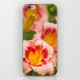 Lily Flower iPhone Skin