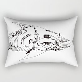 Omnisubmersible Rectangular Pillow