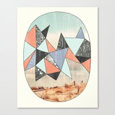 Dry Spell Canvas Print