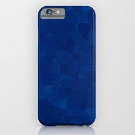 Geometric Shapes Fragments Pattern 2 db iPhone Case