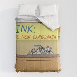 Sink: The New Cupboard Comforters