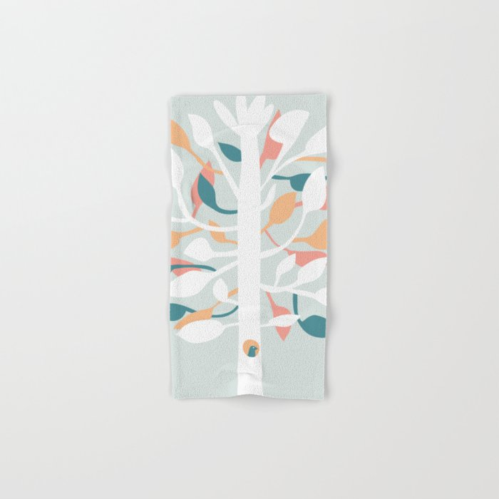 Prosperi - tree Hand & Bath Towel