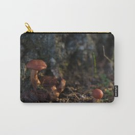 Tiny Shrooms Carry-All Pouch