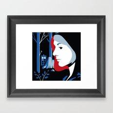 The 13th Doctor Framed Art Print