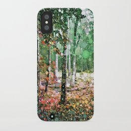 :: Walk in the Woods :: iPhone Case