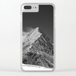 Walking High Clear iPhone Case