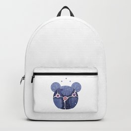 Cute Third-Eye Monster Panda Bear Backpack