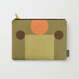 6  | Minimal Geometric Abstract Design | 190521 Carry-All Pouch
