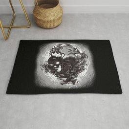 Dark Death Rug
