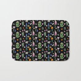 Witches Brew (watercolor) Bath Mat