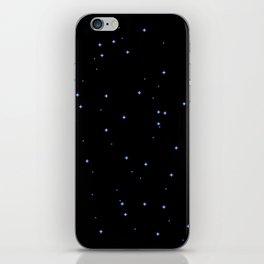 DEEP STAR OCEAN iPhone Skin