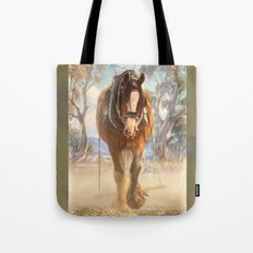 The Clydesdale Tote Bag