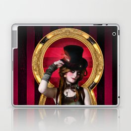 I am the key Laptop & iPad Skin