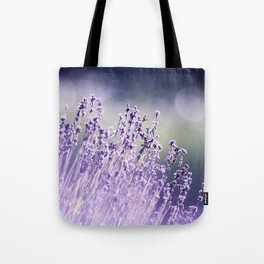 Spring Purple I Tote Bag