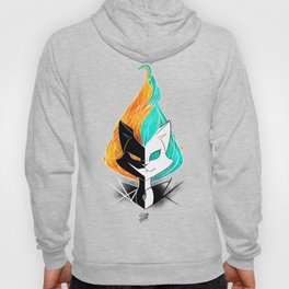 Nightmare/ScribbleNetty (Galaxy) Hoody