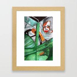 Tamara de Lempicka Framed Art Print