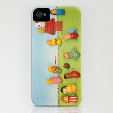Real Peanuts iPhone (4, 4s) Slim Case