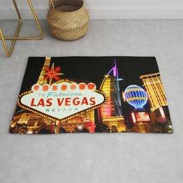 Living Las Vegas 2 Rug