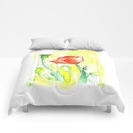 Papaver III Comforters
