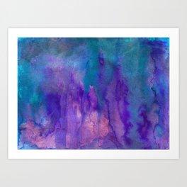 Abstract No. 39 Art Print