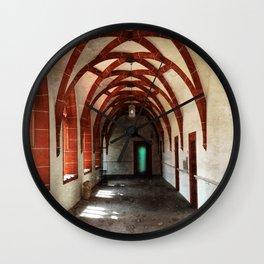 The Corridor Wall Clock